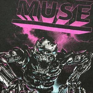 Shirts - Muse band tee